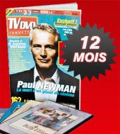Abonnez vous à TV DVD Jaquettes pour 12 mois