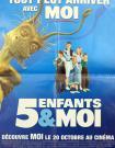 5 ENFANTS & MOI