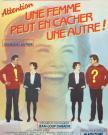 ATTENTION UNE FEMME PEUT EN CACHER!-001164
