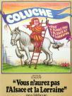 COLUCHE VOUS N'AUREZ PAS L'ALSACE ET LA LORRAINE-002424