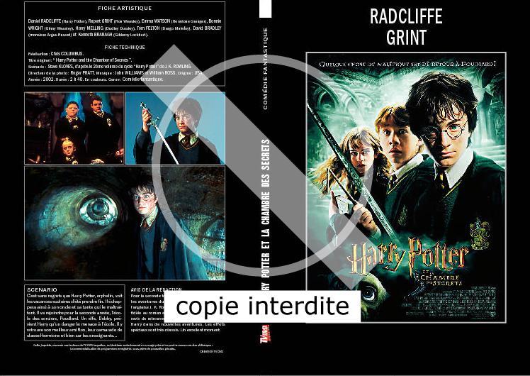 Voulez vous danser avec moi tv dvd jaquettes - Harry potter et la chambre des secrets en streaming gratuit ...